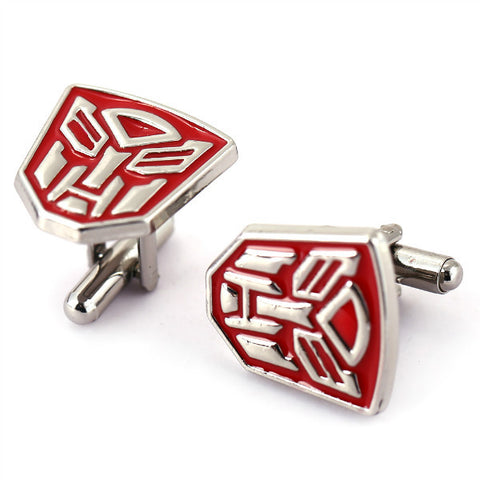 Transformers Autobots Cuff Links