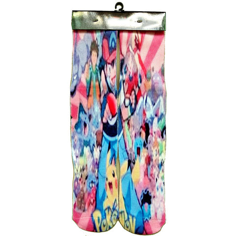 Pokemon Dress Socks (3 Styles to Choose From!)