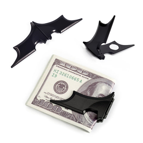 Batman Batarang Money Clip (2 Colors)