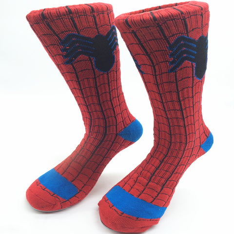 Spider-Man Web Dress Socks