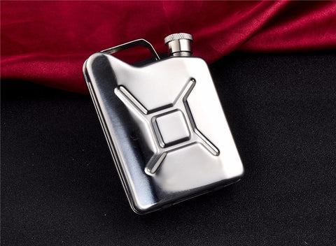 5oz Stainless Steel Jug Hip Flask