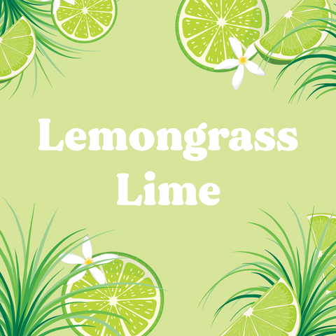 Lemongrass Lime