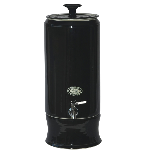 Ultra Slim Water Purifier 10L- Black Pearl