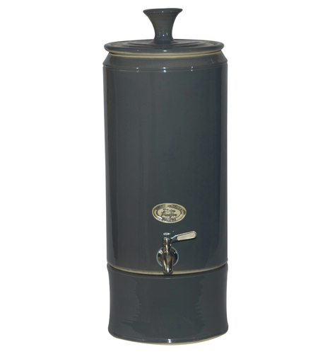 Ultra Slim Water Purifier 10L- Charcoal Grey