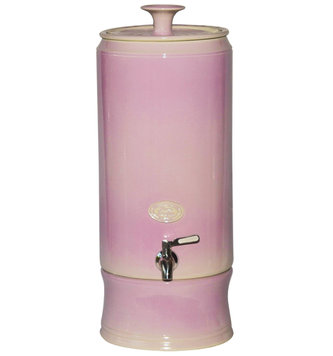 Ultra Slim Water Purifier 10L- Dusty Rose