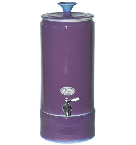 Ultra Slim Water Purifier 10L- Purple