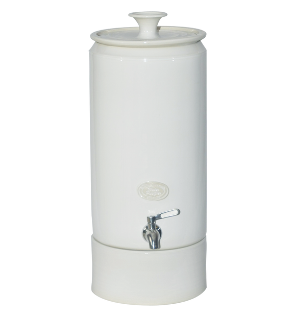 Ultra Slim Water Purifier 10L- White Pearl