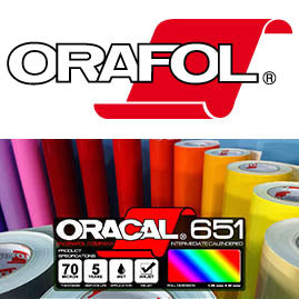 Orafol - 651 - 6 year durability outdoors