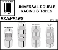 Double Racing Stripes [5] 1