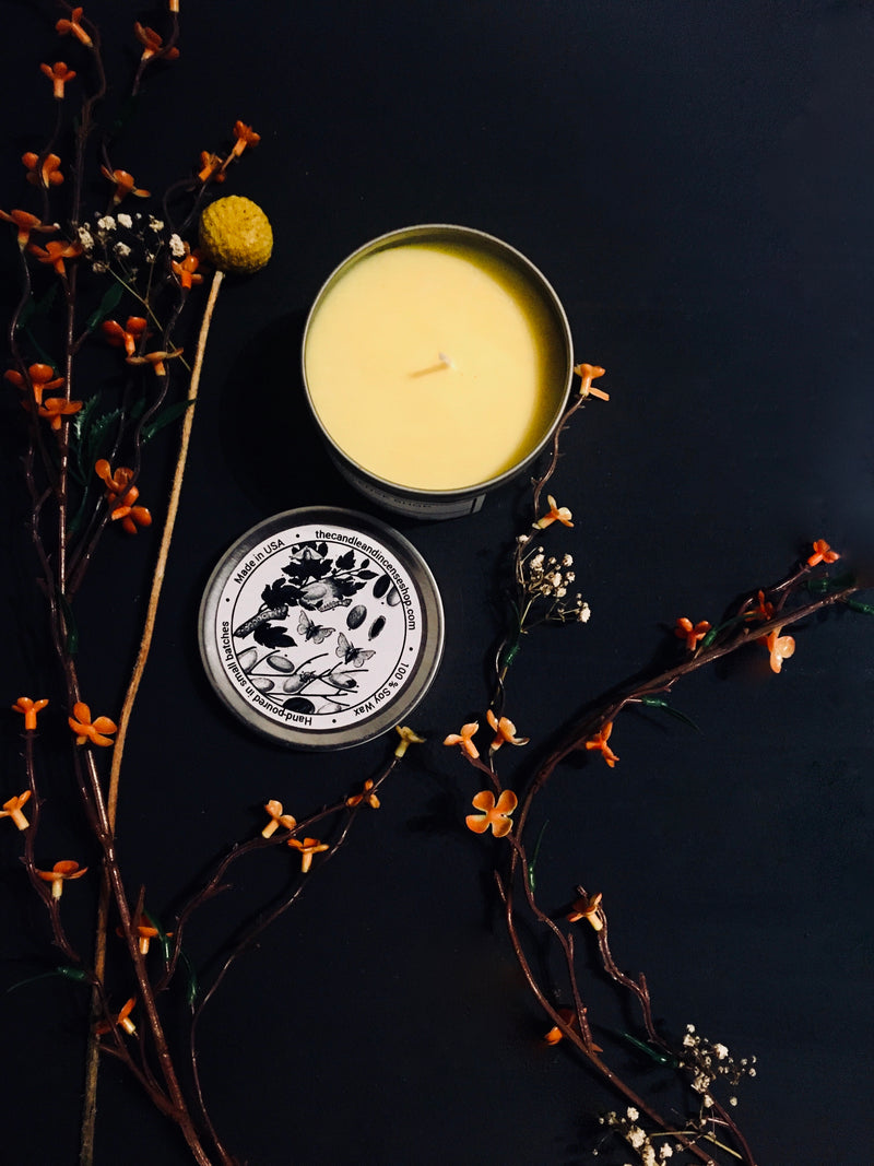 The candle and incense shop- Silk roads Travel Candle
