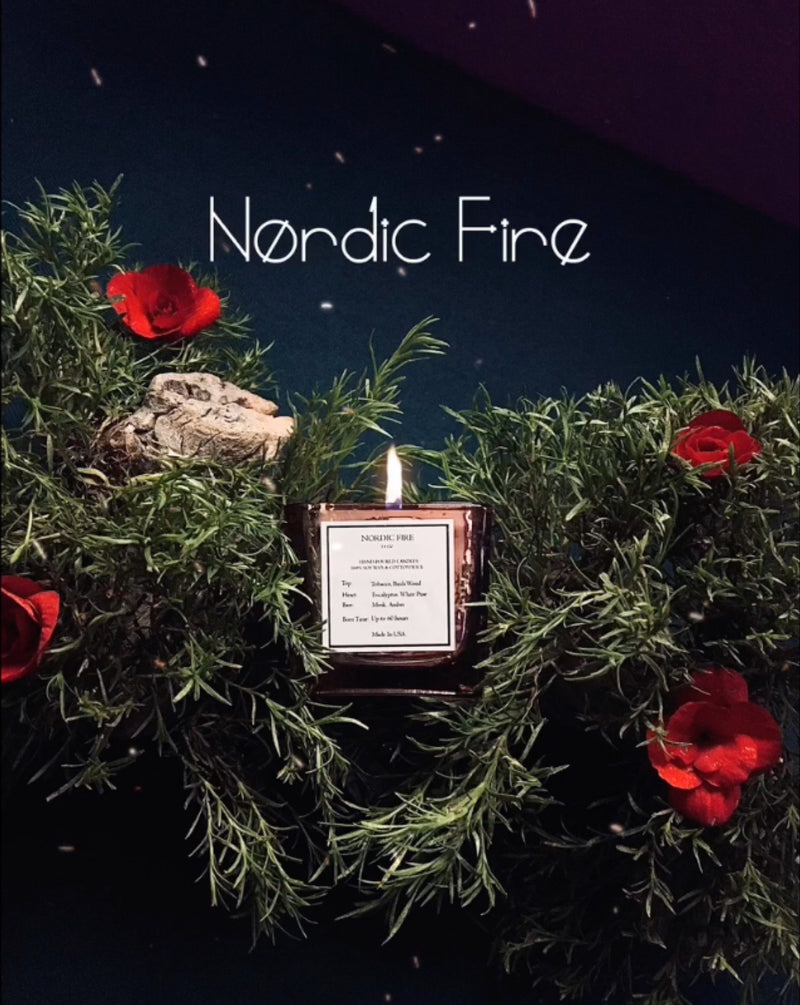 Nordic Fire 1.9 oz Candle