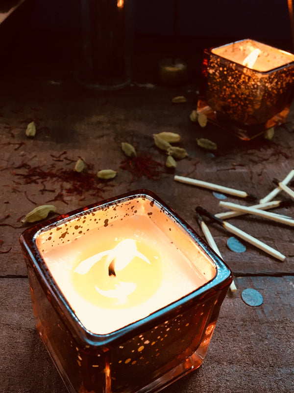Bukhoor 1.9 oz. Candle - Jasmine Fragrances