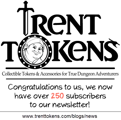Trent Tokens Collectible Tokens Accessories For True Dungeon