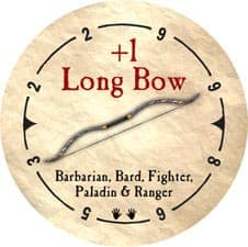 +1 Long Bow - 2006 (Wooden) - C26