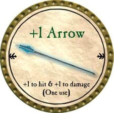 +1 Arrow - 2009 (Gold) - C49