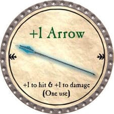 +1 Arrow - 2009 (Platinum)