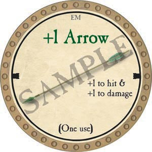+1 Arrow - 2020 (Gold)
