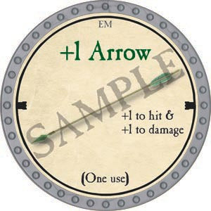 +1 Arrow - 2020 (Platinum)