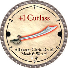 +1 Cutlass - 2011 (Platinum) - C37