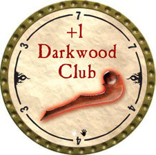 +1 Darkwood Club - 2010 (Gold)