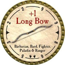 +1 Long Bow - 2007 (Gold)