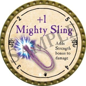 +1 Mighty Sling - 2016 (Gold)
