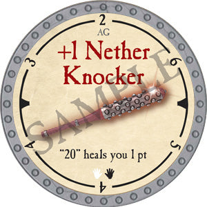 +1 Nether Knocker - 2019 (Platinum)