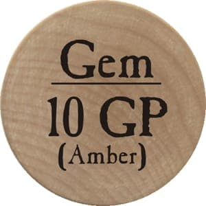 10 GP (Amber) - 2006 (Woodie)