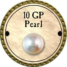 10 GP Pearl - 2011 (Gold)