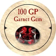 100 GP Garnet Gem - 2005b (Woodie)