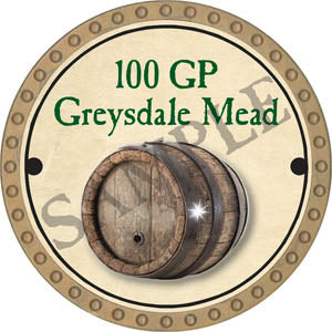 100 GP Greysdale Mead - 2017 (Gold)
