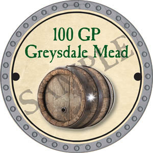 100 GP Greysdale Mead - 2017 (Platinum)