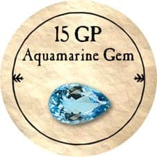 15 GP Aquamarine Gem - 2006 (Wooden)
