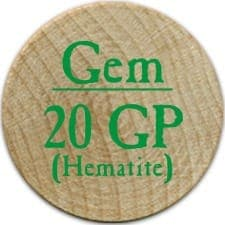 20 GP (Hematite) - 2004 (Woodie)