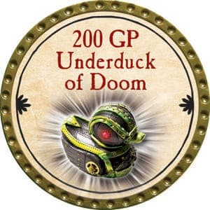 200 GP Underduck of Doom - 2015 (Gold) - C26
