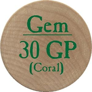 30 GP (Coral) - 2006 (Woodie) - C26