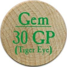 30 GP (Tiger Eye) - 2005b (Wooden)