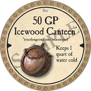 50 GP Icewood Canteen - 2019 (Gold)