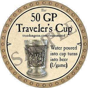 50 GP Traveler's Cup - 2021 (Gold)
