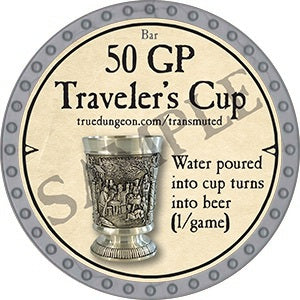 50 GP Traveler's Cup - 2021 (Platinum)