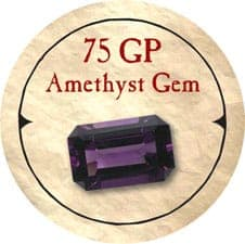 75 GP Amethyst Gem - 2006 (Woodie) - C12
