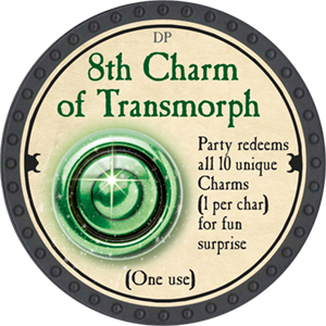 8th Charm of Transmorph - 2018 (Onyx) - C39
