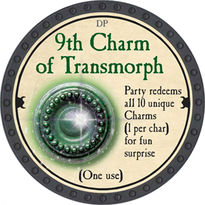 9th Charm of Transmorph - 2018 (Onyx) - C44