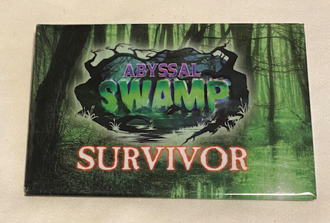 True Dungeon Abyssal Swamp Completion Button (Survivor) - 2019