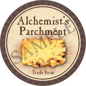 Alchemist's Parchment - Yearless (Brown) - C49