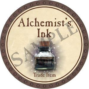 Alchemist's Ink - Yearless (Brown)