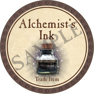Alchemist's Ink (Brown) - C1