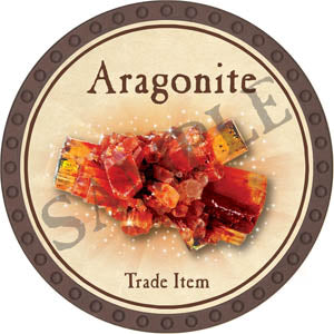 Aragonite (Brown) - C1