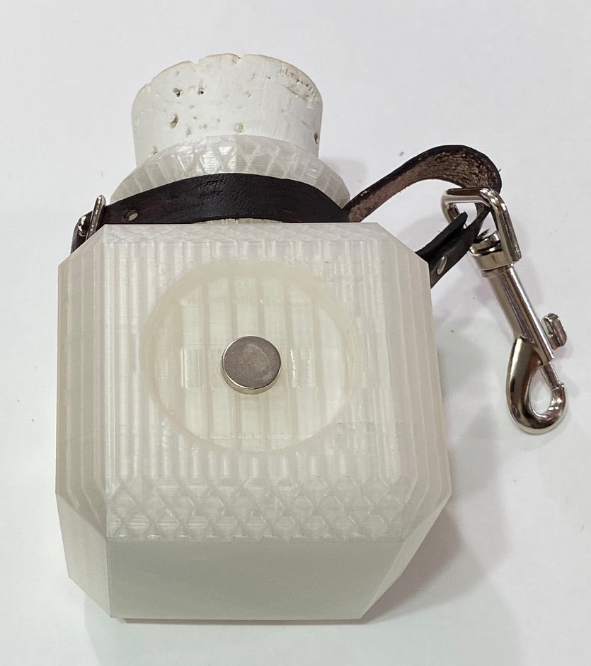 Token Potion Bottle - Small (White)
