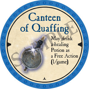 Canteen of Quaffing - 2019 (Light Blue) - C10